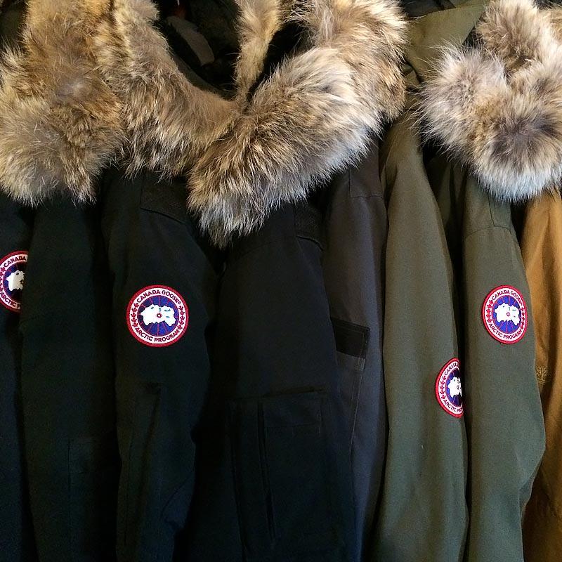 Купить Куртку Goose